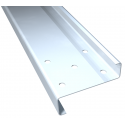Dach Pfetten, Stahlprofile Typ Z