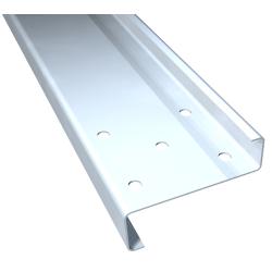 Roof purlins, steel profiles, type Z