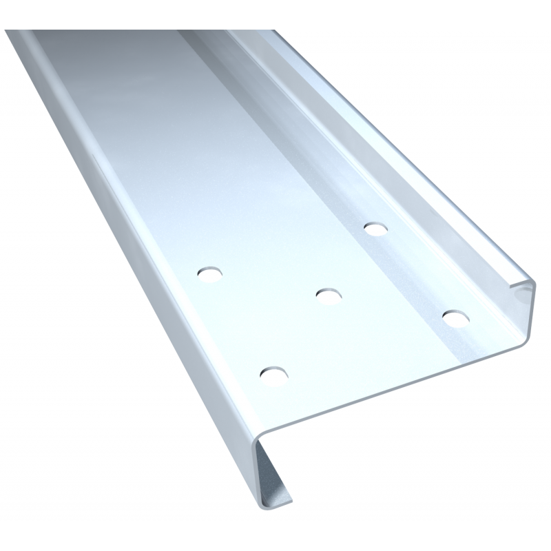 Profile stalowe typu Z, płatwie dachowe