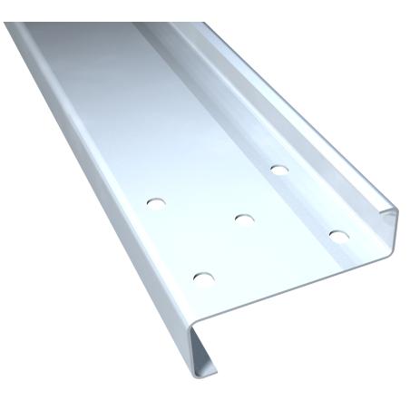 Stahl-Z-Profile, Dachpfetten