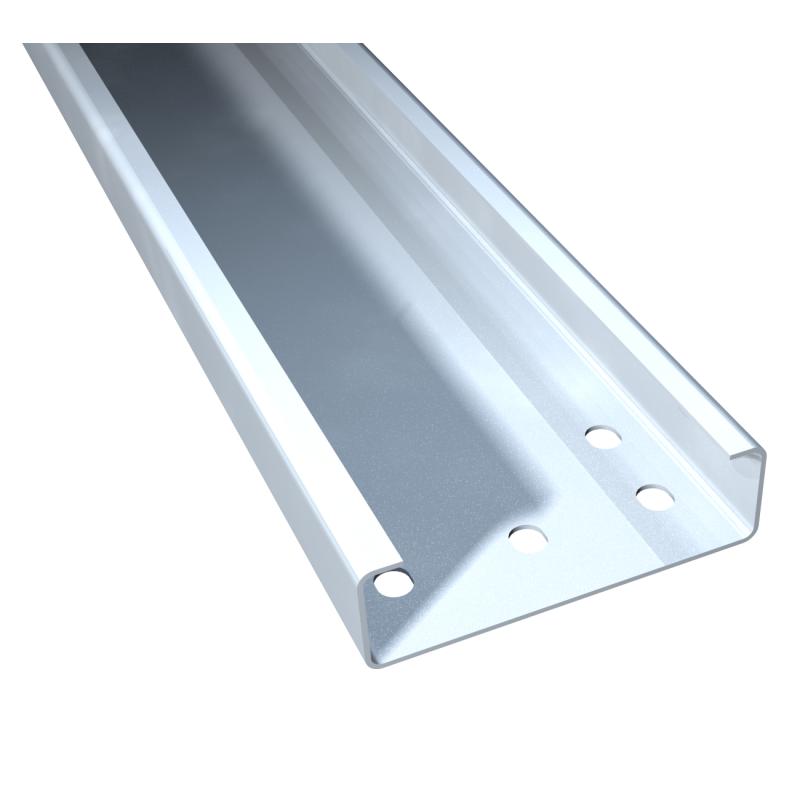 Płatwie dachowe, profile stalowe, typu C