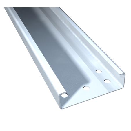 Steel C-profiles, roof purlins