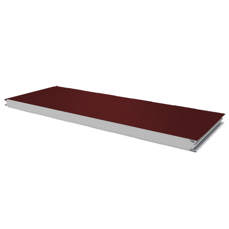 PWS-S - 50 MM, Wall panels, polystyrene RAL 3009