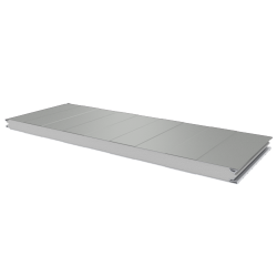 PWS-S - 50 MM, Wall panels, polystyrene RAL 7035
