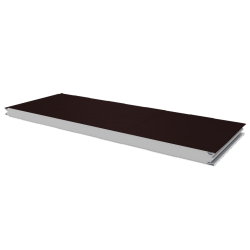 PWS-S - 50 MM, Wall panels, polystyrene RAL 8017