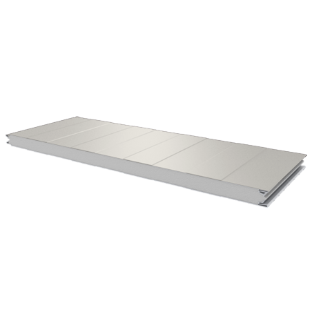 PWS-S - 50 MM, Wall panels, polystyrene RAL 9002