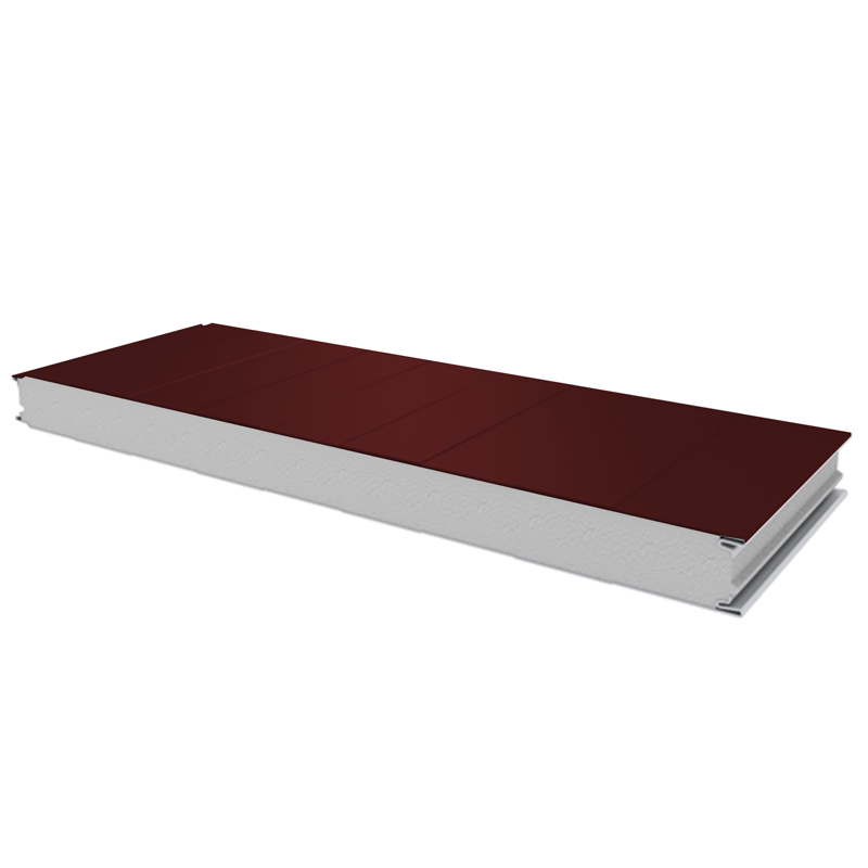PWS-S - 75 MM, Wall panels, polystyrene RAL 3009