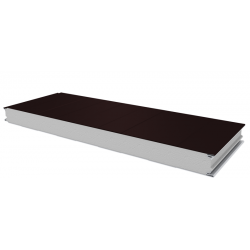 PWS-S - 75 MM, Wall panels, polystyrene RAL 8017