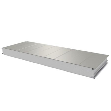PWS-S - 75 MM, Stěnové panely, polystyren RAL 9002