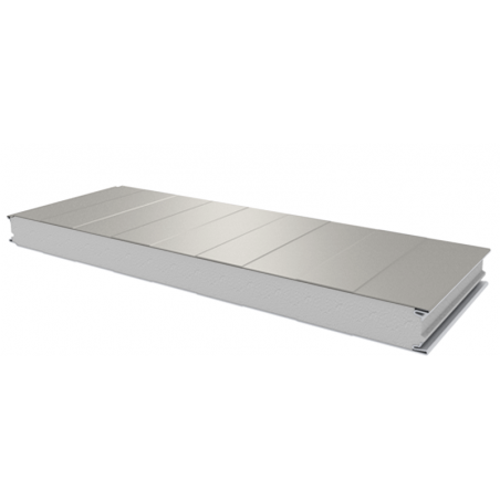 PWS-S - 75 MM, Wall panels, polystyrene RAL 9002