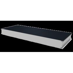 PWS-S - 100 MM, Stěnové panely, polystyren RAL 7016