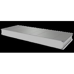 PWS-S - 100 MM, Stěnové panely, polystyren RAL 7035