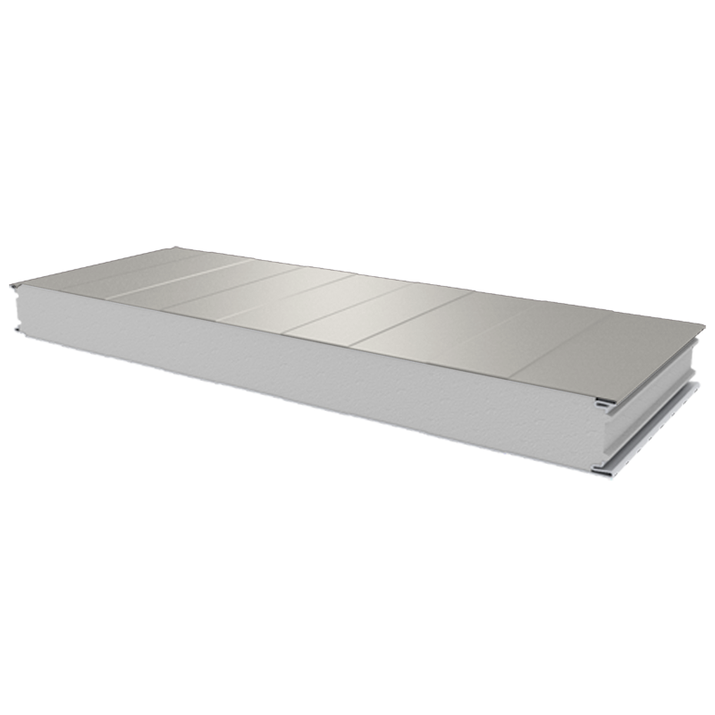 PWS-S - 100 MM, Wall panels, polystyrene RAL 9002