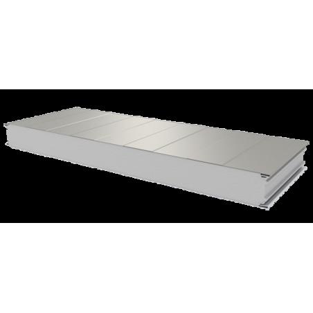 PWS-S - 100 MM, Stěnové panely, polystyren RAL 9002