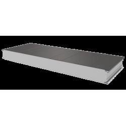 PWS-S - 100 MM, Stěnové panely, polystyren RAL 9007