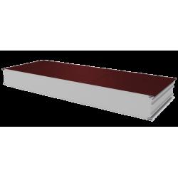 PWS-S - 125 MM, Stěnové panely, polystyren RAL 3009