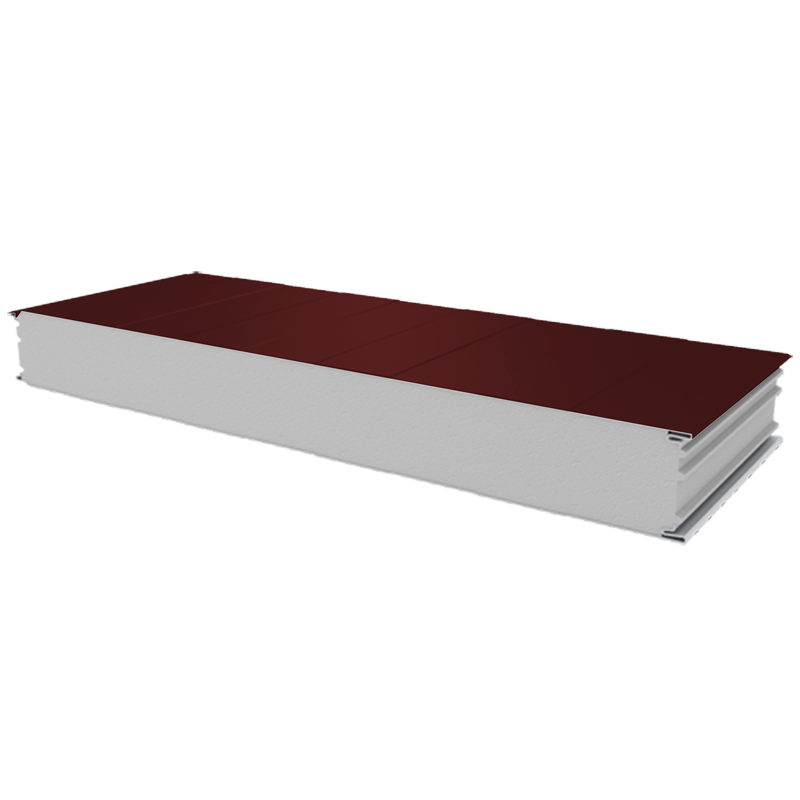 PWS-S - 125 MM, Стеновые панели, полистирол RAL 3009