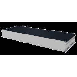 PWS-S - 125 MM, Stěnové panely, polystyren RAL 7016