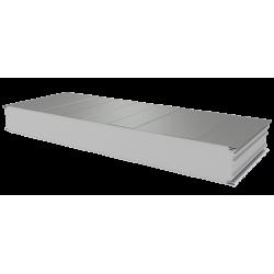 PWS-S - 125 MM, Stěnové panely, polystyren RAL 7035