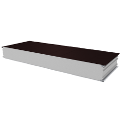 PWS-S - 125 MM, Wall panels, polystyrene RAL 8017