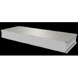 PWS-S - 125 MM, Stěnové panely, polystyren RAL 9002