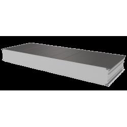 PWS-S - 125 MM, Stěnové panely, polystyren RAL 9007