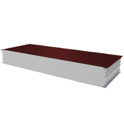 PWS-S - 150 MM, Wall panels, polystyrene RAL 3009