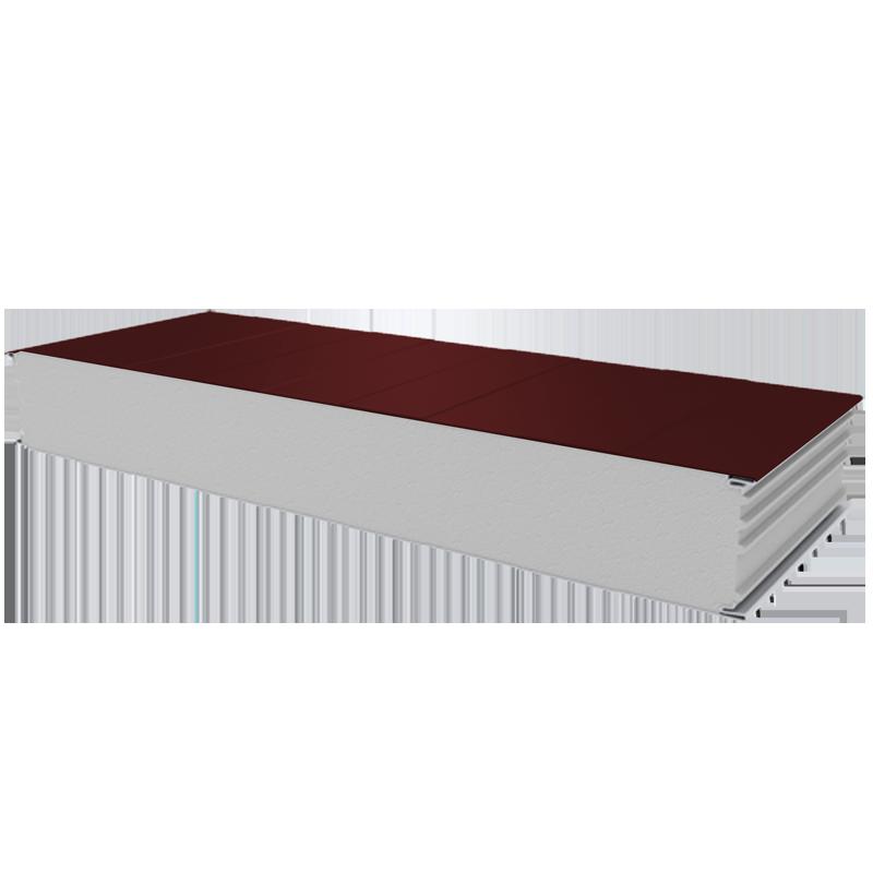 PWS-S - 150 MM, Stěnové panely, polystyren RAL 3009