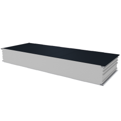 PWS-S - 150 MM, Wall panels, polystyrene RAL 7016
