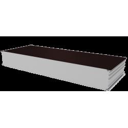 PWS-S - 150 MM, Stěnové panely, polystyren RAL 8017
