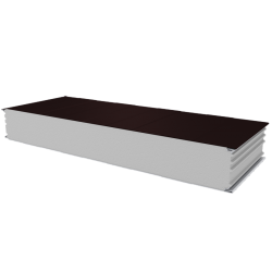 PWS-S - 150 MM, Wall panels, polystyrene RAL 8017