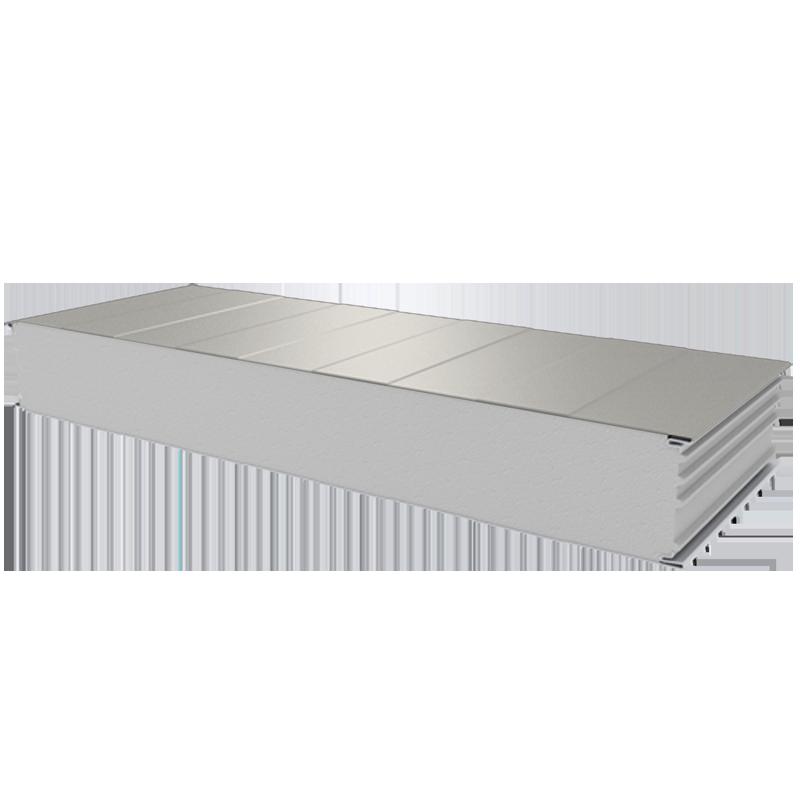 PWS-S - 150 MM, Stěnové panely, polystyren RAL 9002
