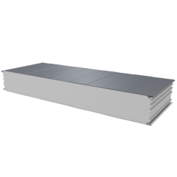 PWS-S - 150 MM, Wall panels, polystyrene RAL 9006