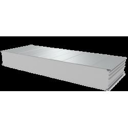 PWS-S - 150 MM, Stěnové panely, polystyren RAL 9010