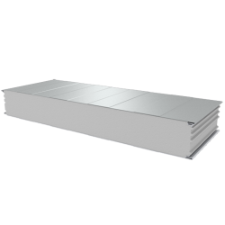 PWS-S - 150 MM, Wall panels, polystyrene RAL 9010
