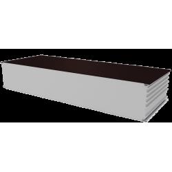 PWS-S - 200 MM, Стеновые панели, полистирол RAL 8017
