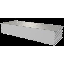 PWS-S - 200 MM, Stěnové panely, polystyren RAL 9002