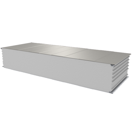 PWS-S - 200 MM, Wall panels, polystyrene RAL 9002