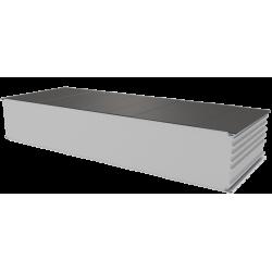 PWS-S - 200 MM, Стеновые панели, полистирол RAL 9007
