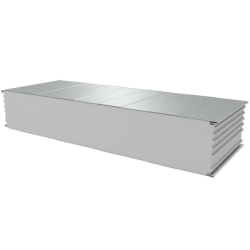 PWS-S - 200 MM, Płyty ścienne, styropian RAL 9010
