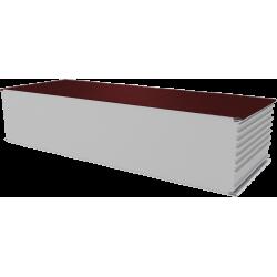 PWS-S - 250 MM, Stěnové panely, polystyren RAL 3009