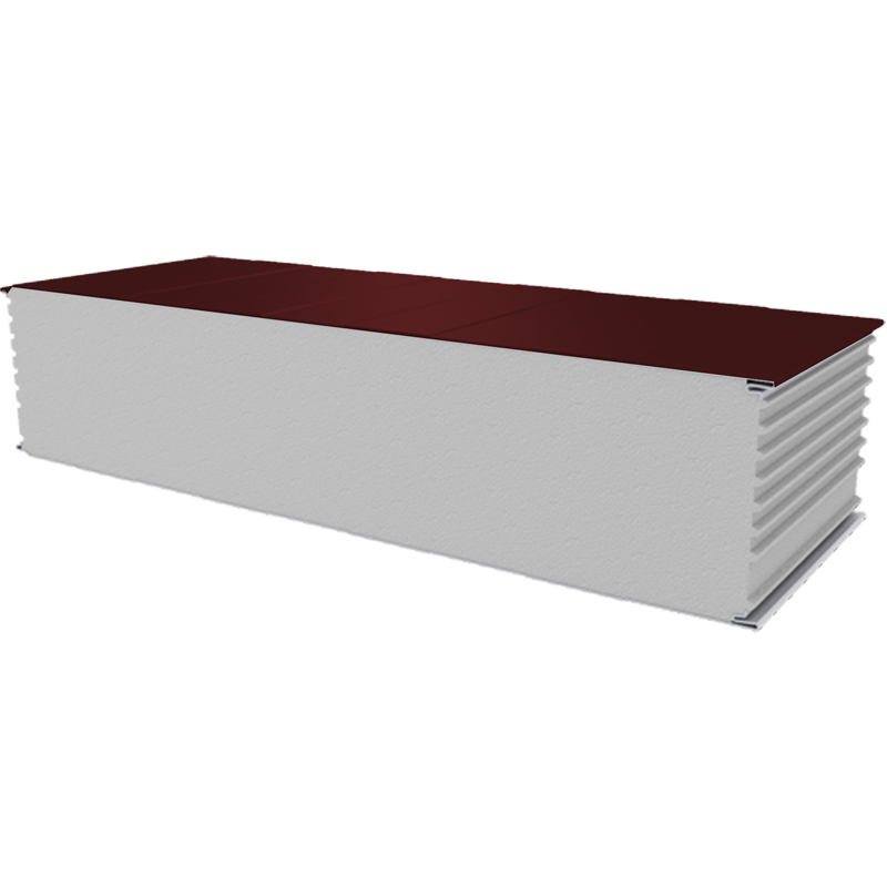 PWS-S - 250 MM, Стеновые панели, полистирол RAL 3009