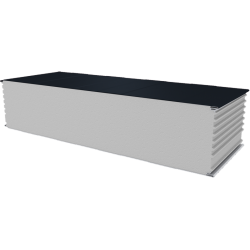 PWS-S - 250 MM, Wall panels, polystyrene RAL 7016