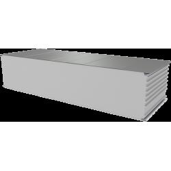 PWS-S - 250 MM, Stěnové panely, polystyren RAL 7035