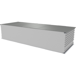 PWS-S - 250 MM, Wall panels, polystyrene RAL 7035