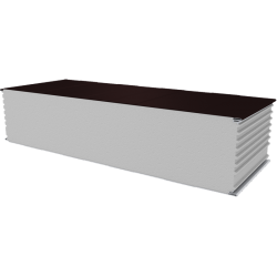 PWS-S - 250 MM, Wall panels, polystyrene RAL 8017