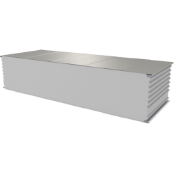 PWS-S - 250 MM, Wall panels, polystyrene RAL 9002