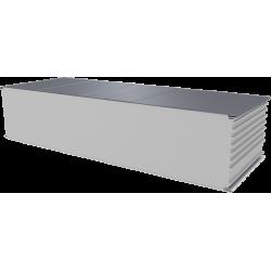 PWS-S - 250 MM, Stěnové panely, polystyren RAL 9006