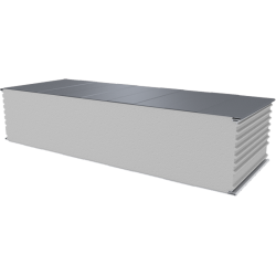 PWS-S - 250 MM, Wall panels, polystyrene RAL 9006