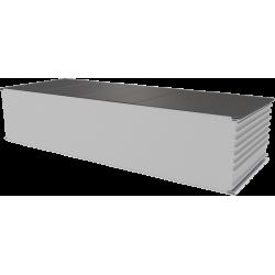 PWS-S - 250 MM, Стеновые панели, полистирол RAL 9007